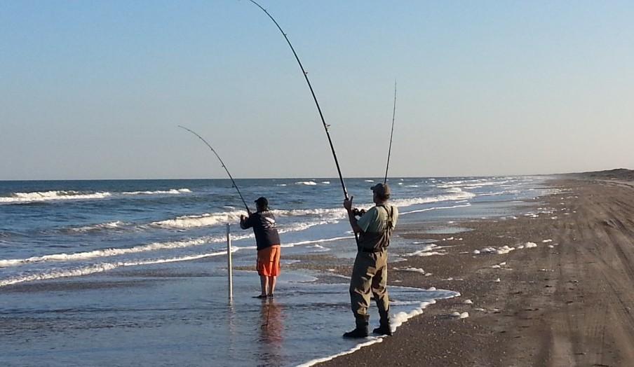 fishing padre island