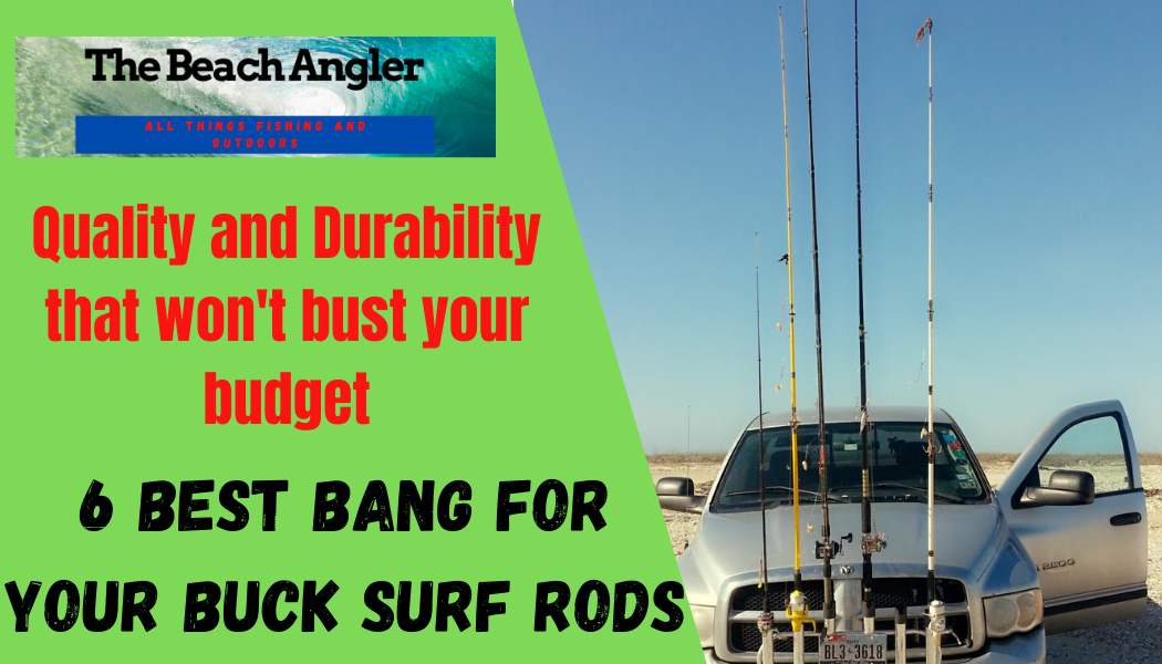6 best surf rods
