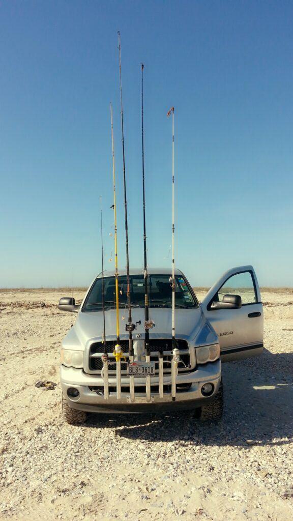 Beach Fishing Rig
