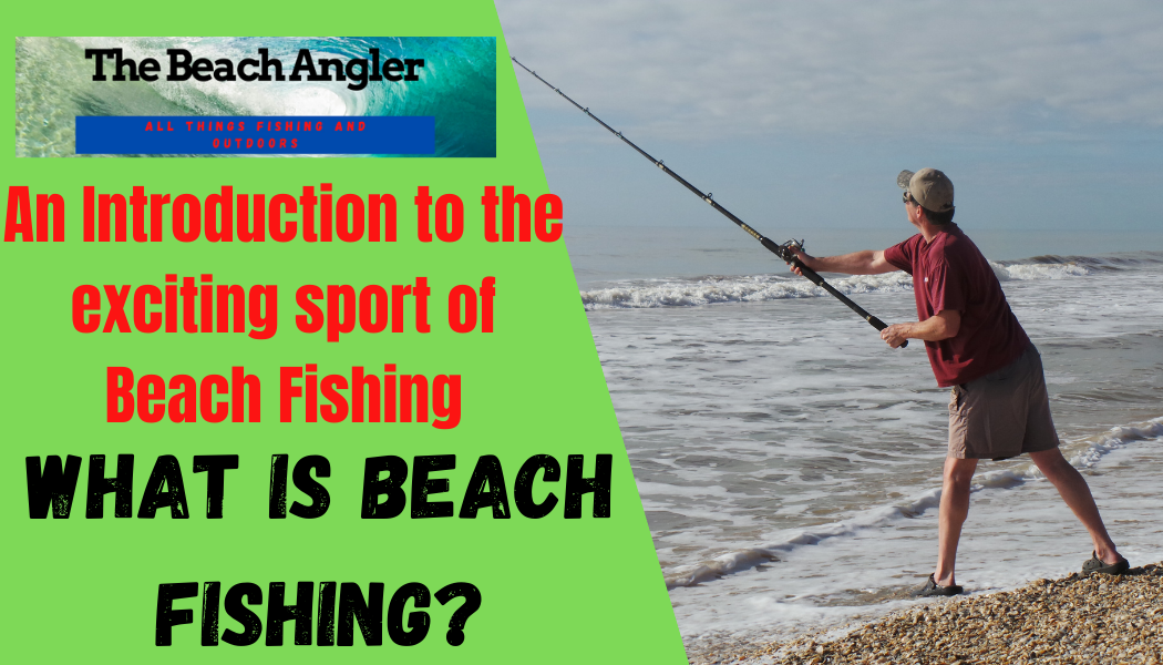 what is beach fishing?