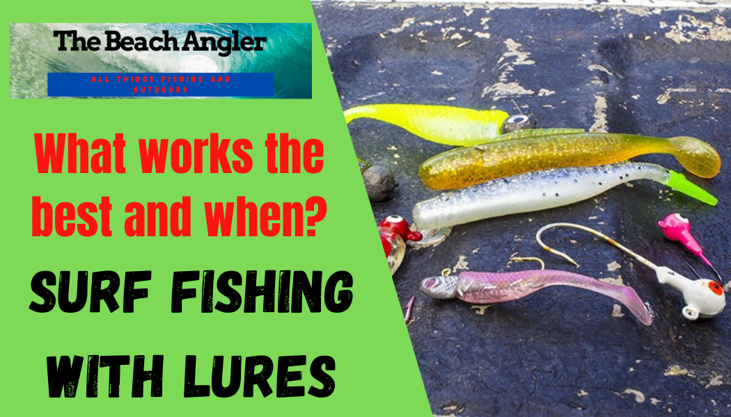 Surf Fishig with Lures
