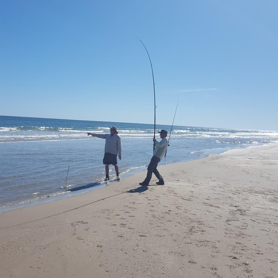 Texas Surf Fishing