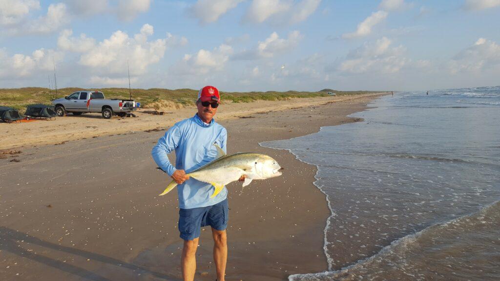 Texas Surf Jack Crevalle