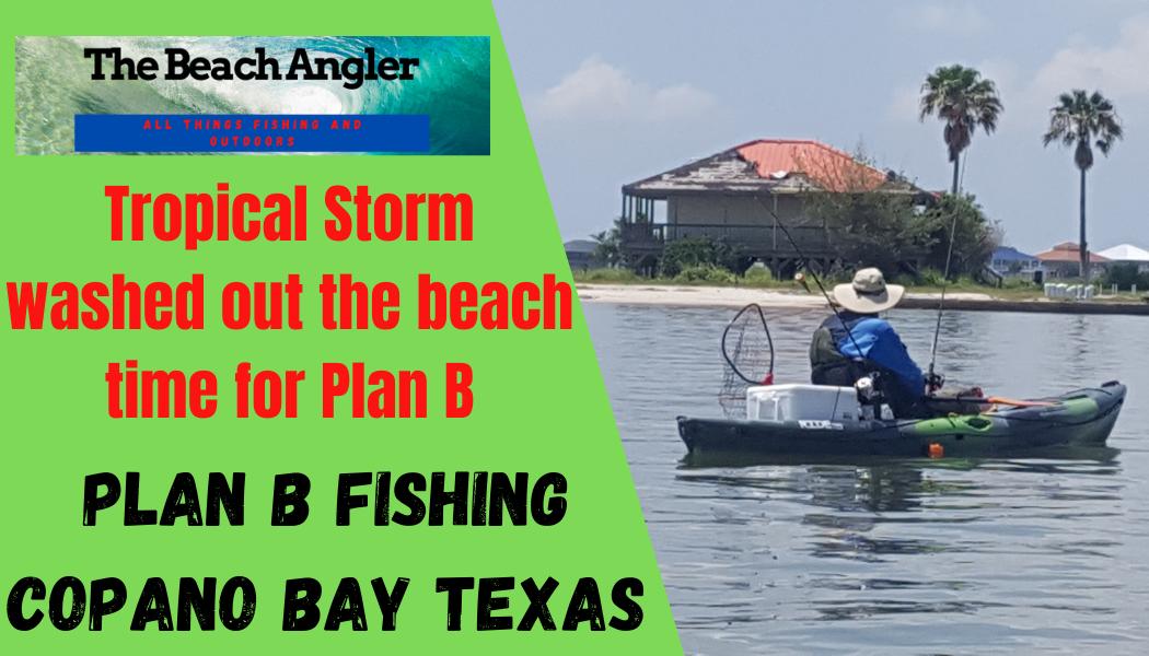 Plan B fishing copano bay Texas