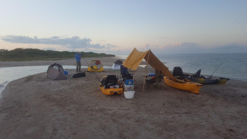 baffin bay camp