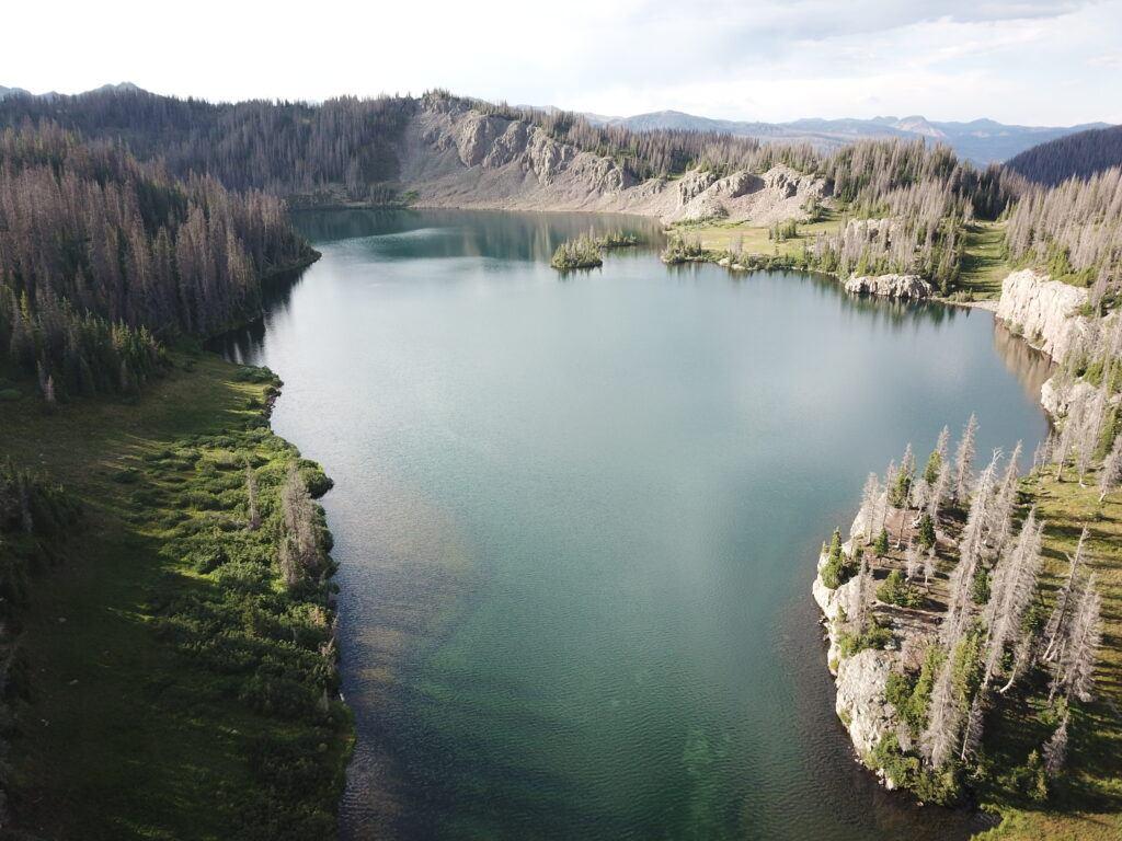 blue lake colorado, fishing colorado