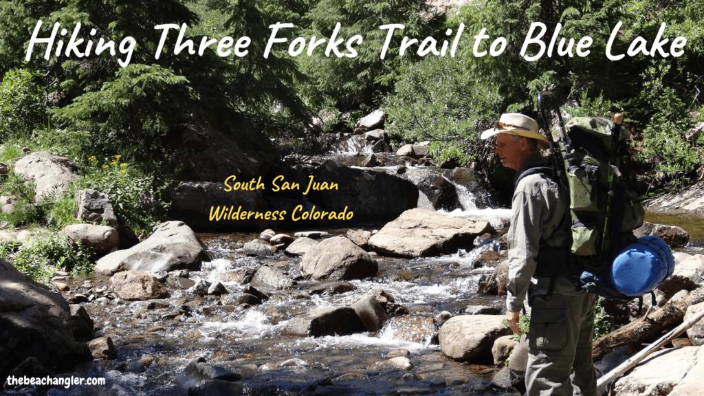 Three forks trail colorado