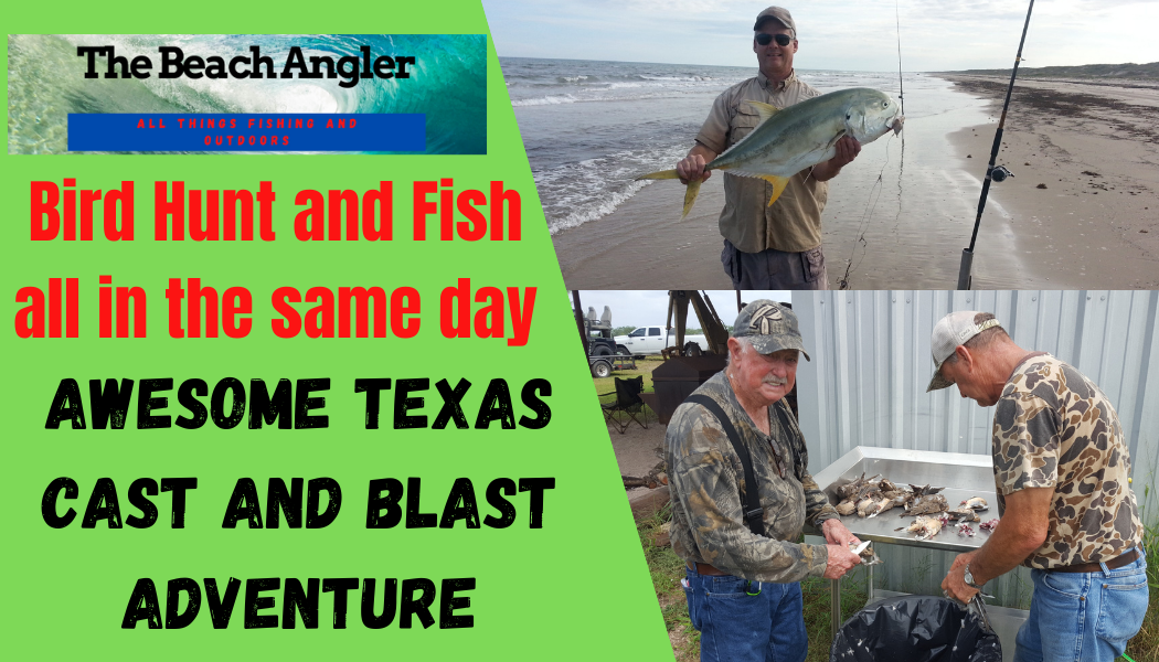 Awesome Texas Cast and Blast