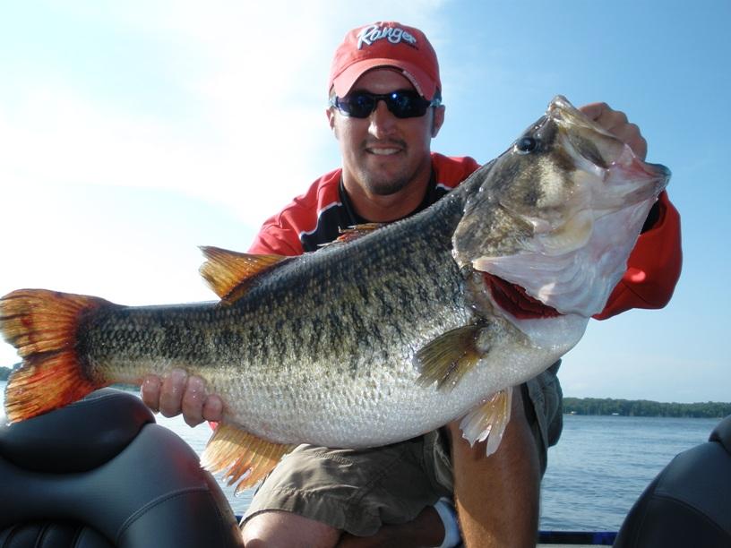 lake fork texas largemouth bass