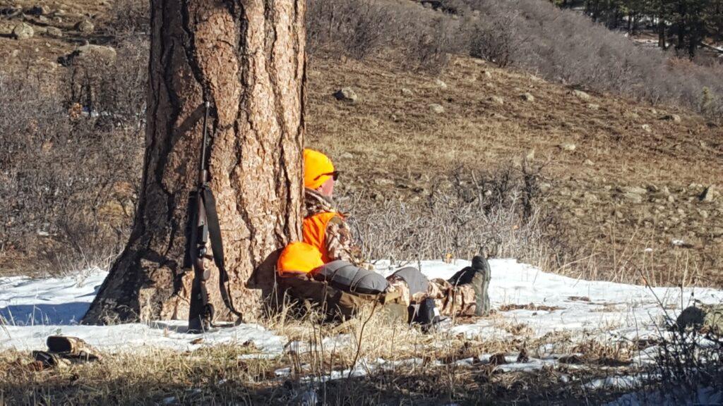 elk hunt SW Colorado