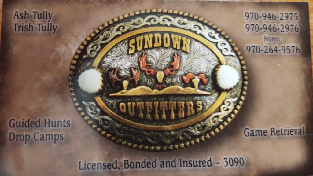 elk hunt - Sundown Outfitters
