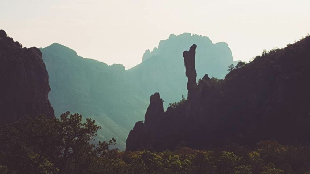 Boot Canyon Trail - Big Bend National Park