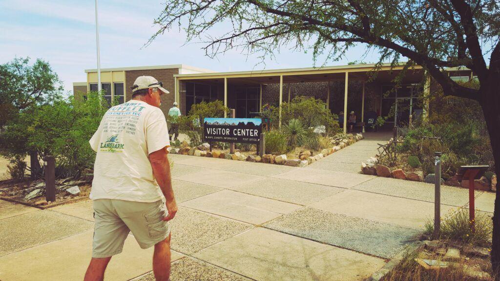 Big Bend National Park - Panther Junction Visitors Center