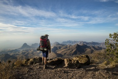 Backpacking Big Bend National Park