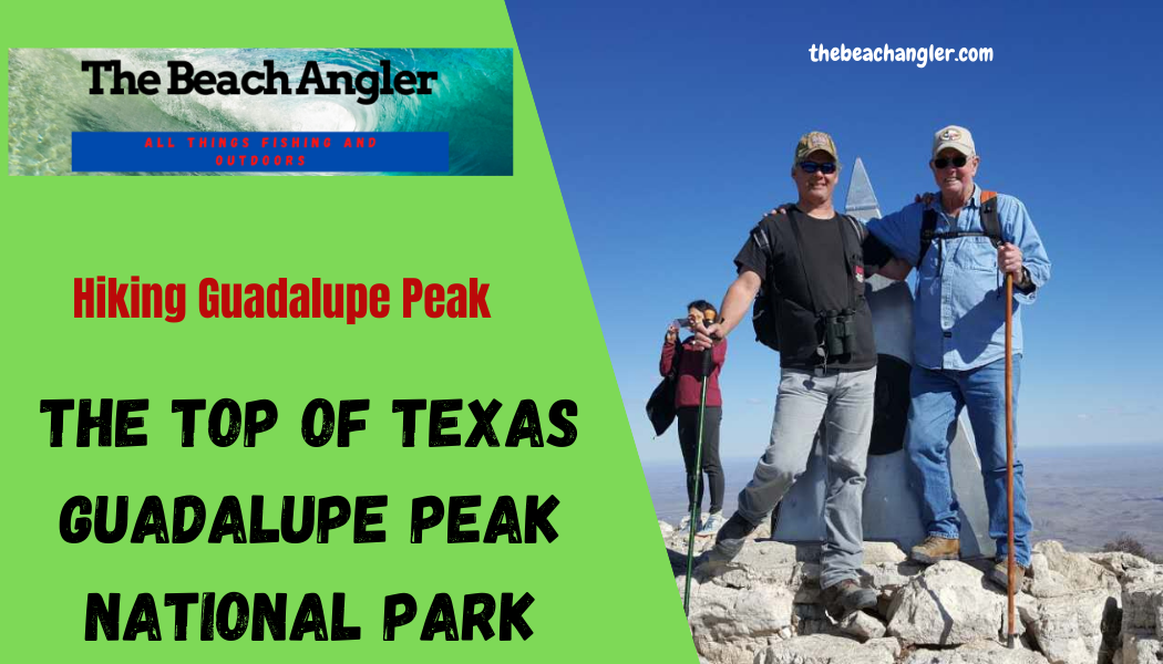 Guadalupe Peak National Park