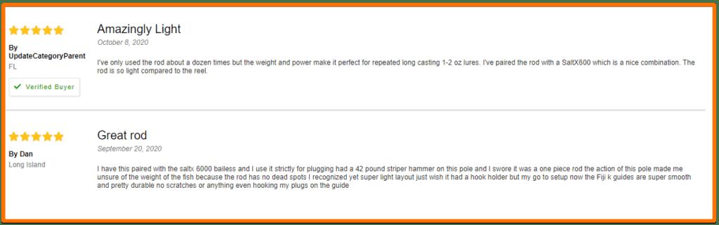 tsunami salt x reviews