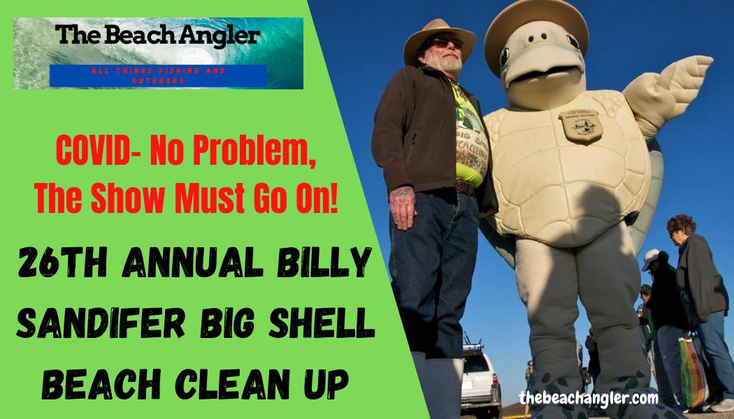 Big Shell Beach Clean Up