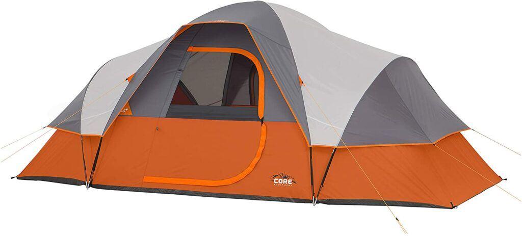 Core 9 person dome tent