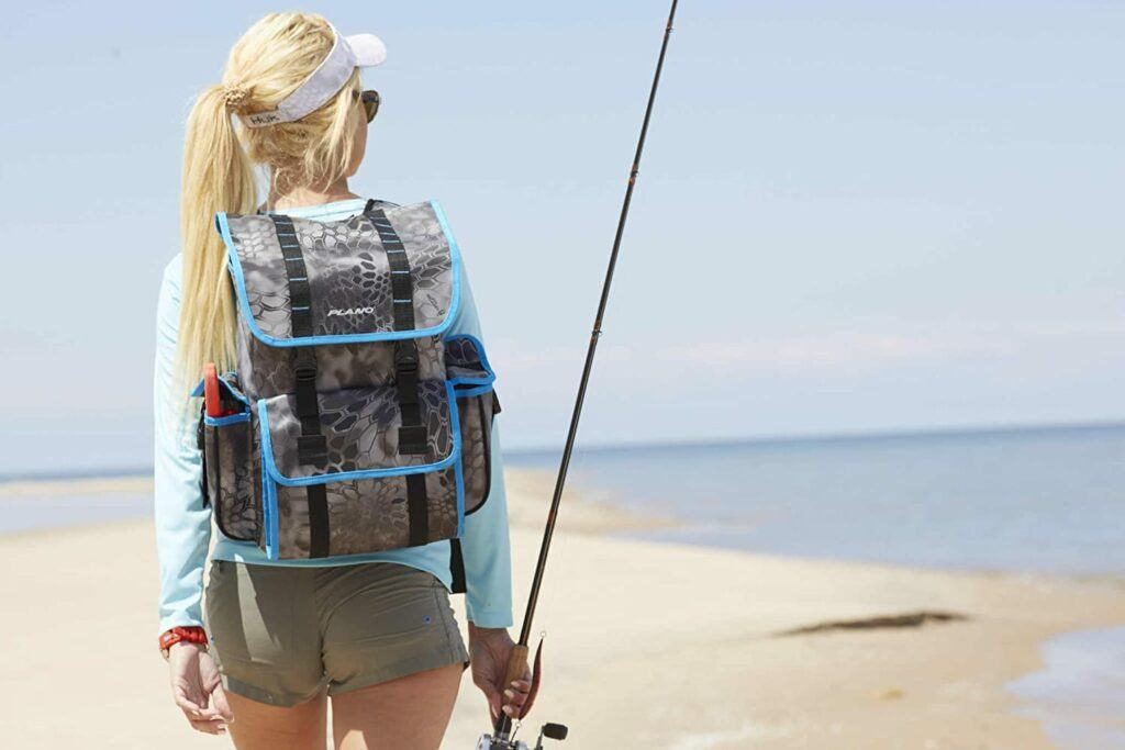 Plano Z series 3700 fishing tackle backpack