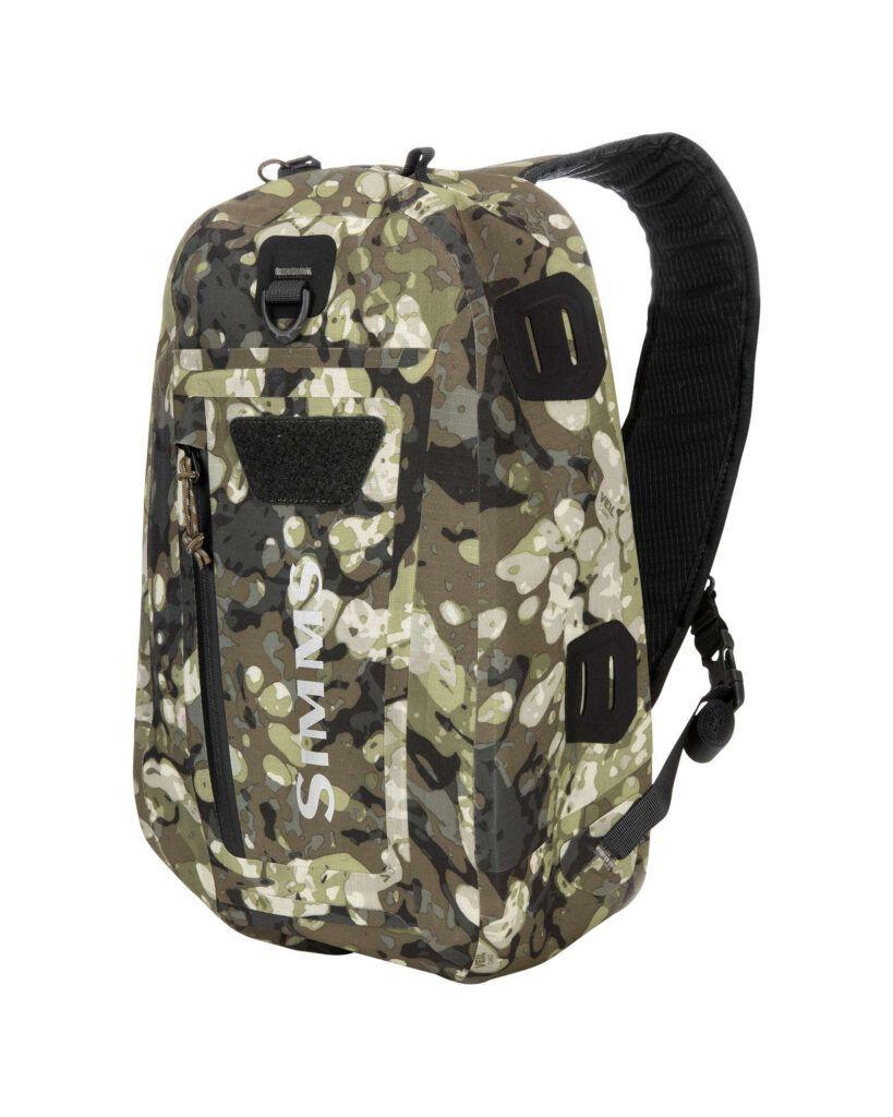 Simms Dry Creek Z Sling tackle bags