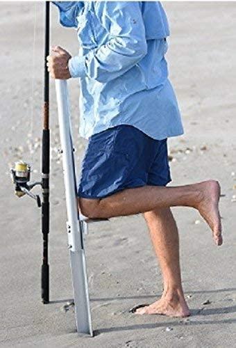 The Beast Sand Spike Rod Holder