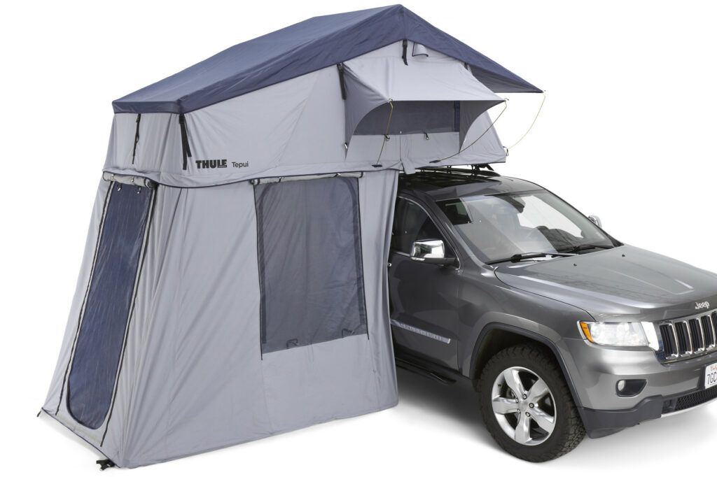 Tepui Autana roof top tent
