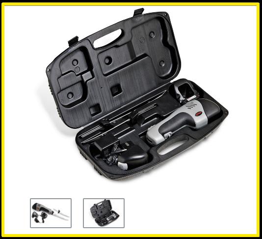 Rapala cordless electric fillet knife kit