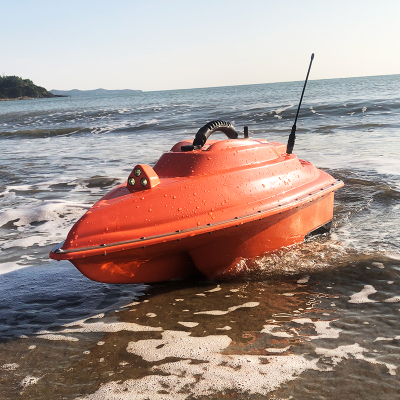 Boatman RC bait boat